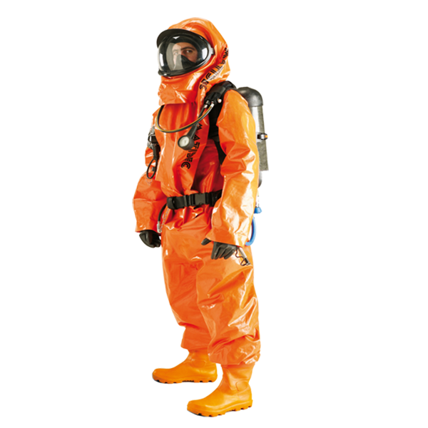 GR IV外置式特级重型防化服